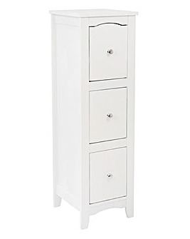 Somerset 3 Drawer Unit