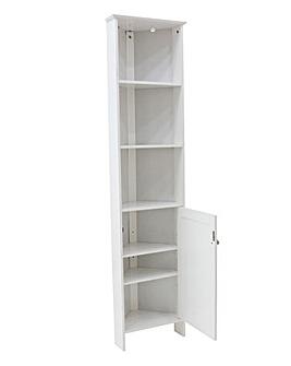 New England 3 Shelf and Door Unit