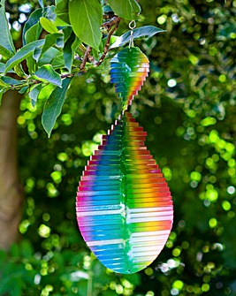 Rainbow Wave Spinner