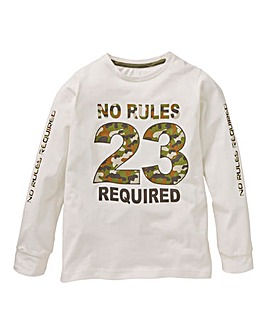 KD Boys No Rules T-Shirt