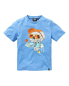 Animal Boys Snapper Short Sleeve T-Shirt