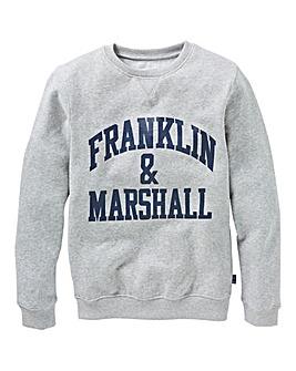 Franklin & Marshall Boys Sweatshirt