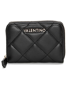 Valentino Bags Ocarina Quilted Wallet