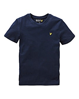Lyle & Scott Boys Navy S/S T-Shirt