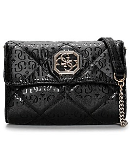 Guess Dilla Repeat Logo Convertible Cross-Body Belt Bag