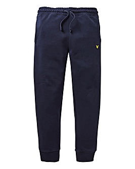 Lyle & Scott Boys Navy Jogging Bottoms