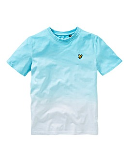 Lyle & Scott Boys S/S Ombre T-Shirt