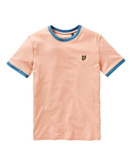Lyle & Scott Boys S/S Ringer T-Shirt