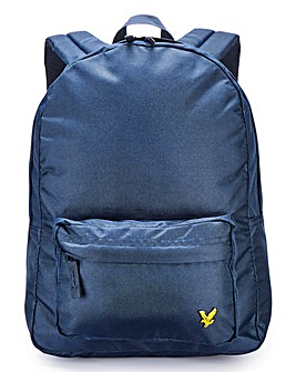 Lyle & Scott Boys Navy Eagle Backpack
