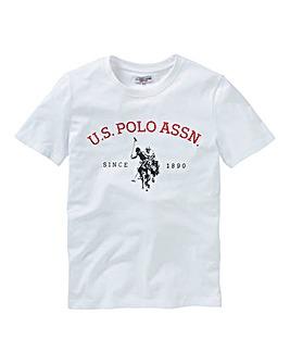 U.S. Polo Assn. Boys Logo T-Shirt