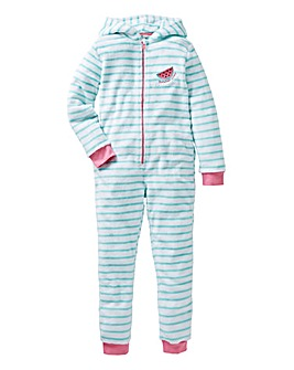 KD Girls Stripe Onesie