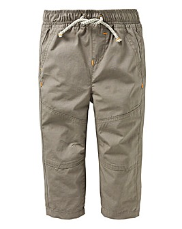 KD Baby Boy Cotton Utility Trousers