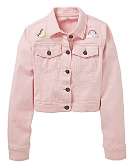 KD Girls Denim Jacket
