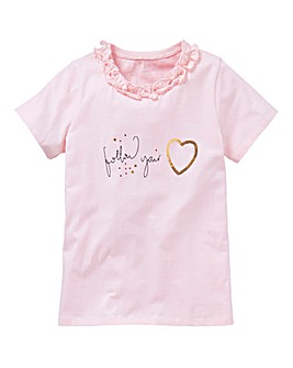 KD Girls Follow your Heart T-Shirt