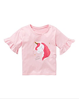 KD Girls Unicorn T-Shirt