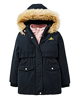 KD Girls Three in One Parka