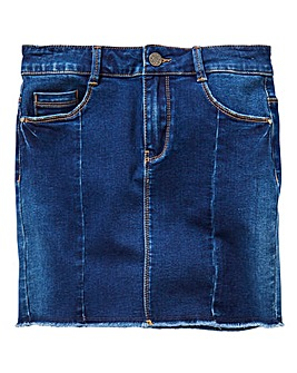 KD Girls Denim Skirt