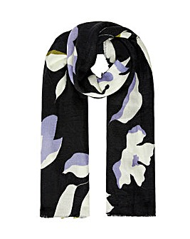 Accessorize Hannah-Beth Floral Blanket