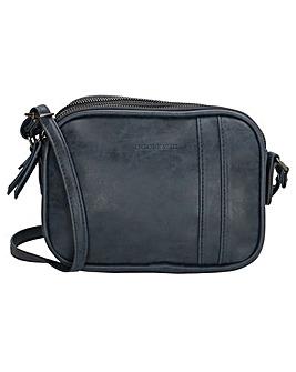 Enrico Benetti Zoe Small  Faux Leater 3 Compartment Shoulderbag