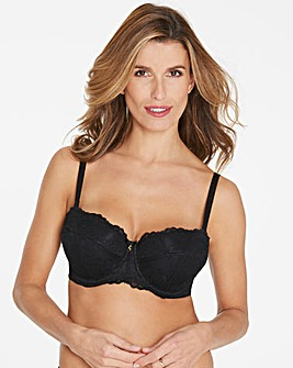 Gossard Superboost Lace Black Multiway Bra