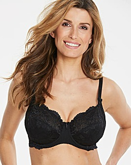 Sirens by PourMoi Eternal Lace Black Bra