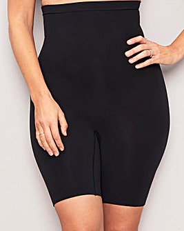 Spanx High Power Black Shorts