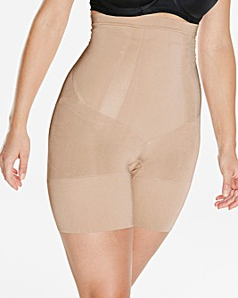 Spanx Oncore High Waisted Nude Briefs