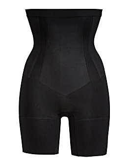 Spanx Oncore High Waist Mid Thigh Shorts