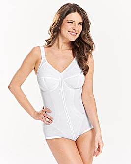 Playtex I Can`t Believe It`s A Girdle White Bodyshaper