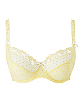 Curvy Kate Princess Lemon Balcony Wired Bra