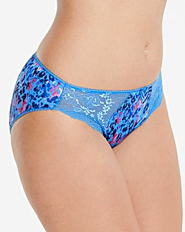 Elomi Morgan Cobalt Briefs