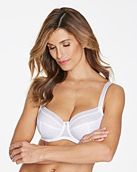 Fantasie Fusion Full Cup Wired White Bra