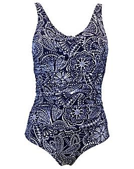 Pour Moi Hot Spots Control Swimsuit