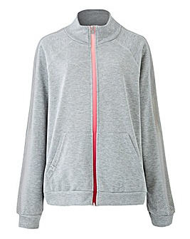 Only Play Malibu Highneck Zip Sweat