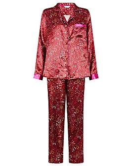 Monsoon Star Print Pyjama Set