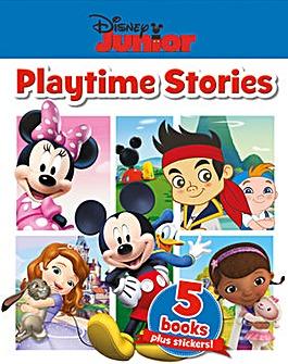 Disney Junior Playtime Stories 5 Books