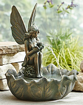 Smart Garden Fairy Leaf Fountain
