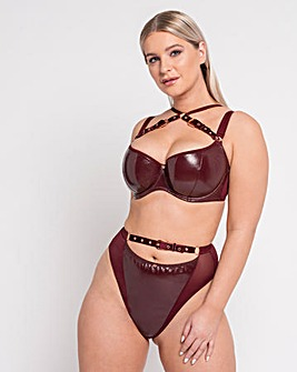 Scantilly Buckle Up Thong