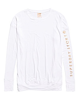 Superdry Studio Luxe L/S Top