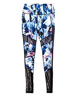 Superdry Active Studio Mesh Legging