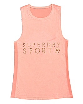 Superdry Active Studio Luxe Vest