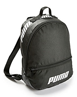 Puma Ladies Black Core Archive Backpack