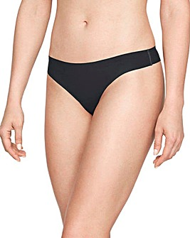 Under Armour Thong 3 Pack