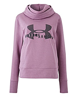 Under Armour Sportstyle Logo Hoodie
