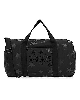 Only Play Printed Duffle Bag