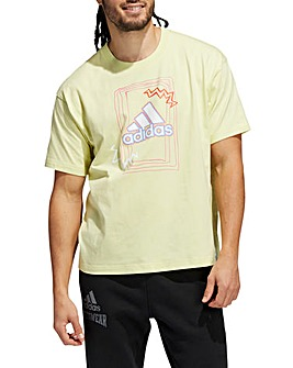 adidas PRD Badge of Sport T-Shirt
