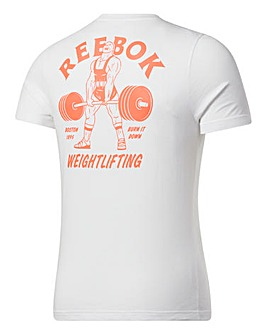 Reebok Weightlifting T-Shirt