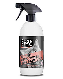 Pet Bed Deodoriser & Sanitiser - 500ml