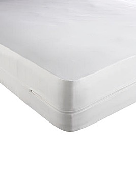 Zipped Anti-Allergy Mattress Protector