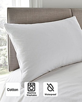 Brushed Cotton Pillow Protectors